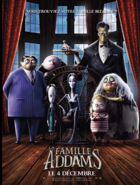 La Famille Addams French Movie Poster on IMDB