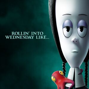 The Addams Family 2019 Addams Family Wiki Fandom