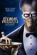 Семейка Аддамс (2019) - Постер (Ларч)