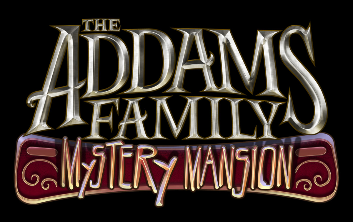 The Addams Family Mystery Mansion Addams Family Wiki Fandom