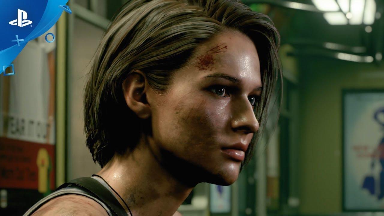 Resident Evil 3 | Nemesis Trailer | PS4