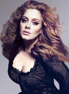Adele vogue us cover no text