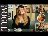 Adele Eats Spotted Dick, Cockles & 10 Other British Dishes - British Vogue