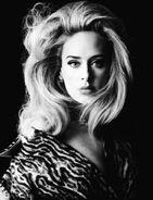Adele Vogue UK Outtake 2