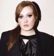 Adele Elle 2009