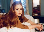 Adele billboard photo shoot 9