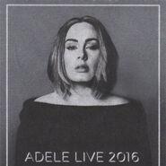 Adele Live 2016 Rare Promo Image