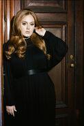 Adele billboard photo shoot 5