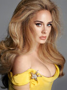 Adele Vogue UK Cover No Text 2021