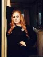 Adele billboard photo shoot 2