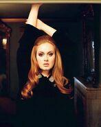 Adele billboard photo shoot 4