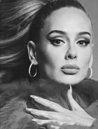 Adele Vogue UK Outtake 8