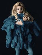 Adele Vogue UK Outtake 6