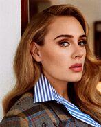 Adele Vogue US 2021 Photoshoot 1