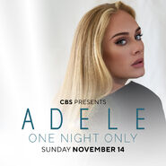 Adele One Night Only