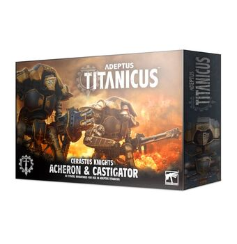 V2 with magnets and 5 arms Warhammer Adeptus Titanicus Lucius Warhound Titan