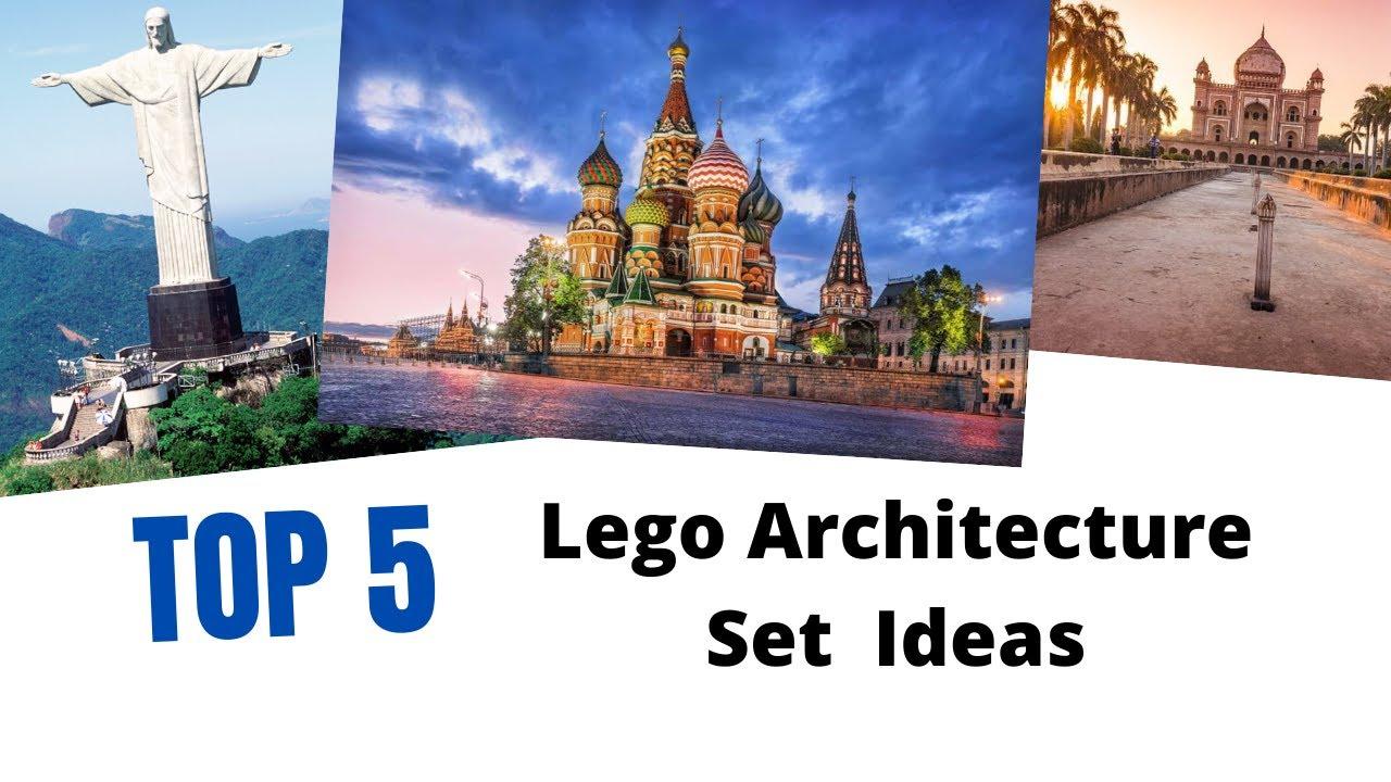 Top 5 Lego Architecture Set Ideas