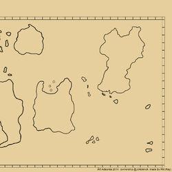Map of Adicenia