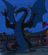 The Dark Dragon(2)