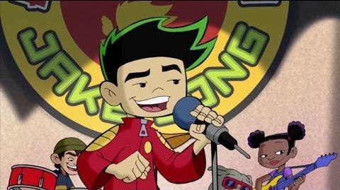 American Dragon Jake Long - Season 1 Theme Song
