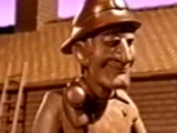 Chocolate Fireman