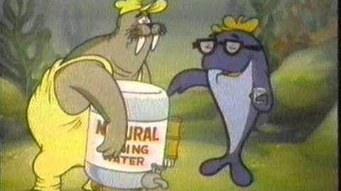 1983 Classic Star-Kist Charlie the Tuna Commercial