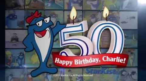 Celebrating Charlie's 50th Birthday!