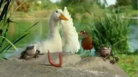Aflac 2011 Commercial in HD