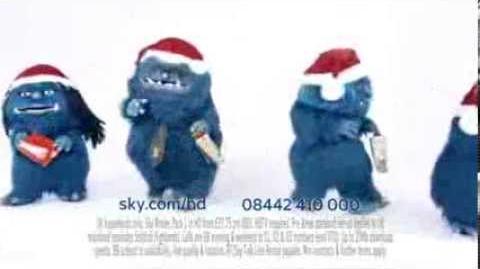 Sky Spenglers Christmas music arranged by Nicholas de Carlo