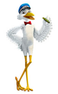 2010 Vlasic Stork