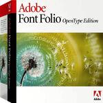 Adobe Font Folio: OpenType Edition