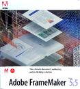 Adobe FrameMaker 5.5 cover front