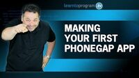 Making Your First PhoneGap App