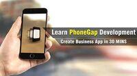 Learn PhoneGap Development Making Business App in 30 Mins Eduonix