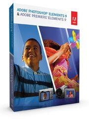 Adobe Photoshop Elements 9 & Adobe Premiere Elements 9 box.jpg