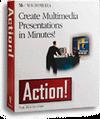 Macromedia Action! box