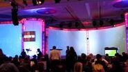 Keynote stage at Omniture Summit 2010