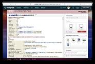 Classic source editor Adobe Wiki