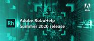 Adobe RoboHelp 2020 summer banner