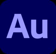 Adobe Audition CC icon 2020