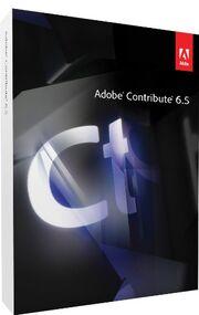 Adobe Contribute 6.5 box.jpg
