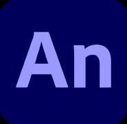 Adobe Animate CC icon 2020