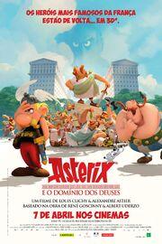 Astérix na Residencia dos Deuses cartel.jpg