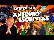 ENTREVISTA_A_ANTONIO_ESQUIVIAS_🎙️_-_Actor_Secundario_Bob_x_Coco_x_Frasier