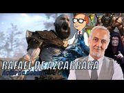 """La_voz_de_KRATOS,_Rafael_de_Azcárraga-_""""En_6_meses_me_llamaron_dos_veces""""_-_Entrevista"""