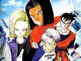 Dragon Ball Z: Un futuro diferente · Son Gohanda e Toranks