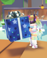 Big Gift In-game