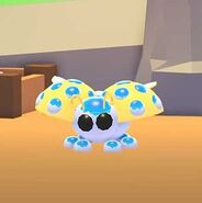 Adopt Me! Diamond Ladybug