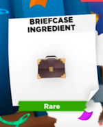 Image of a player getting a Briefcase out of a Monkey Box