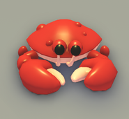 Crab In-Game
